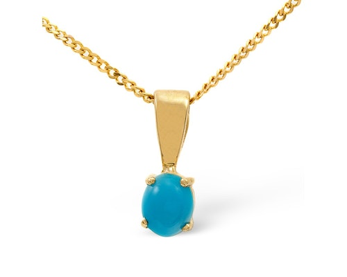 Turquoise Pendants And Necklaces