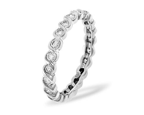 Kiera Eternity Rings
