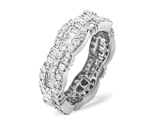 Amelia Eternity Rings