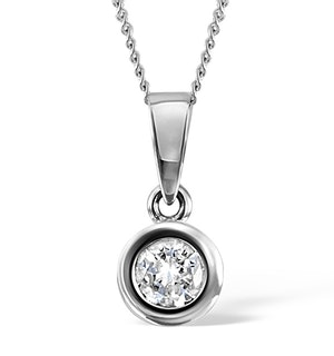 Emily Diamond Pendant Necklaces