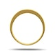 Rae Half Eternity Ring 0.33CT Diamond 9K Yellow Gold - image 3