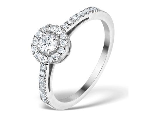 Martini Engagement Rings