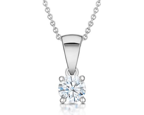 Platinum Necklaces and Pendants
