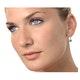 Tanzanite 0.28CT And Diamond 9K Yellow Gold Earrings - image 3