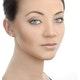 Halo Diamond Earrings - Ella - 0.64ct 9K White Gold - H4565 - image 3