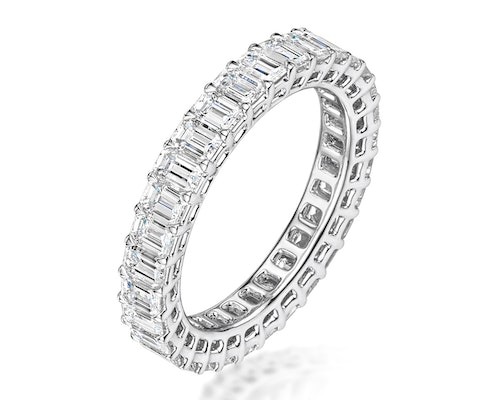 Francesca Eternity rings