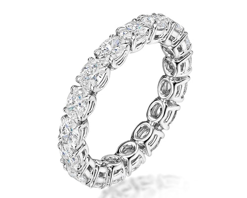 Serena Eternity Rings