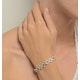 Everyday Bracelet 0.95CT Diamond 9K White Gold - image 2