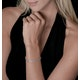 1.62ct Sapphire and 1ct Diamond Stellato Bracelet in 9K White Gold - image 2