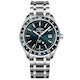 Rotary Les Originales Legacy Ocean Blue GMT Swiss Gents Quartz Watch - image 1