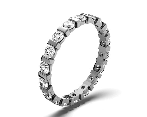 Hannah Eternity Rings