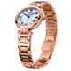 Rotary Les Originales Lucerne Mother of Pearl Rose Gold Ladies Watch - image 2