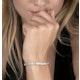 Vivant Collection Diamond Bracelet 0.52ct in 925 Silver - UD3258 - image 2