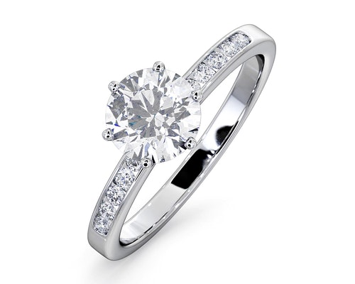 Charlotte Engagement Rings
