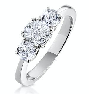 Meghan 3 Stone Diamond Rings