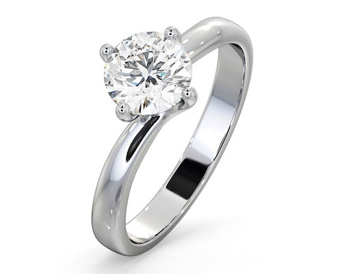 Lily Engagement Rings
