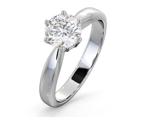 High Set Chloe Engagement Rings
