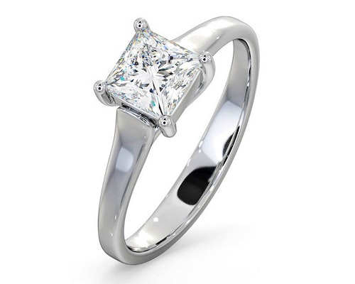 Lucy Engagement Rings